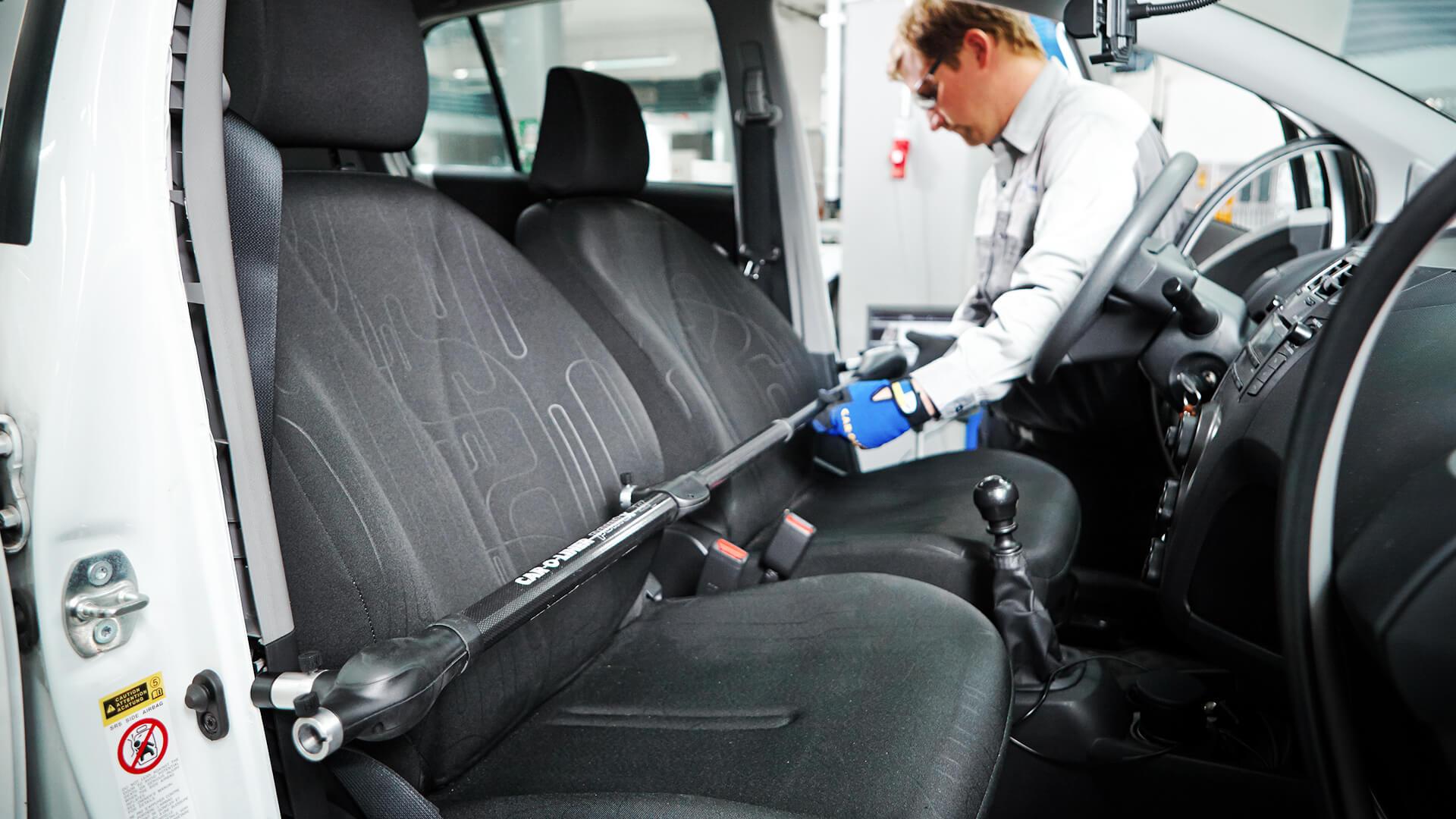 Car Roof Upholstery Repair Cost Dubai - Upholstery